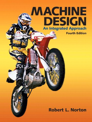 9780136123705: Machine Design: United States Edition