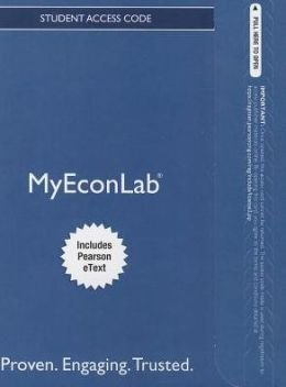9780136124726: Myeconlab with Pearson Etext Student Access Code Card (Standalone)