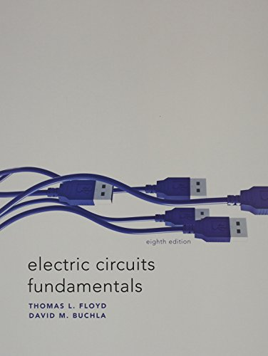 9780136125136: Electric Circuits Fundamentals with Lab Manual (8th Edition)