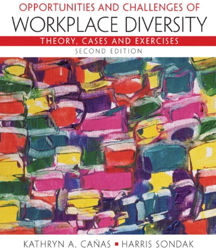9780136125174: Opportunities and Challenges of Workplace Diversity
