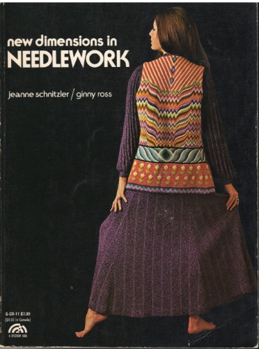 9780136126140: New Dimensions in Needlework (The Creative handcrafts series)
