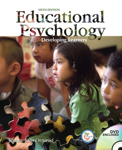 9780136127024: Educational Psychology: Developing Learners (6th Edition)