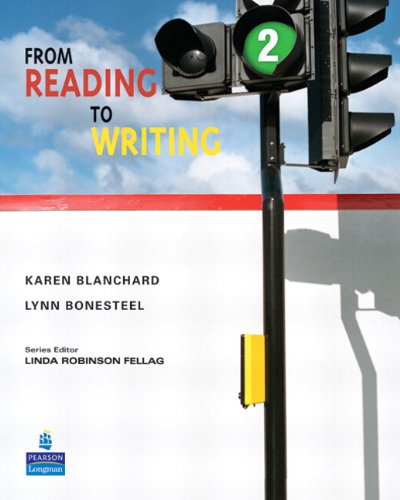 9780136127802: From Reading to Writing 2