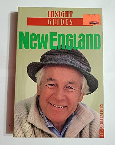 9780136128540: New England (Insight Guide New England)