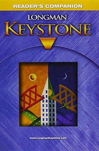 9780136128618: Longman Keystone, Level B: Reader's Companion Workbook
