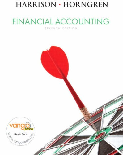 9780136129349: Financial Accounting (7th Edition)