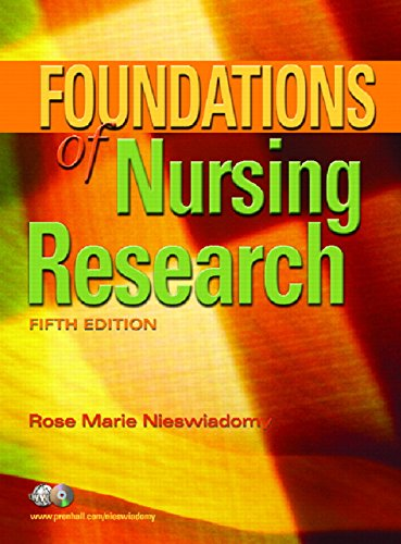 9780136129806: Foundations of Nursing Research (5th Edition)