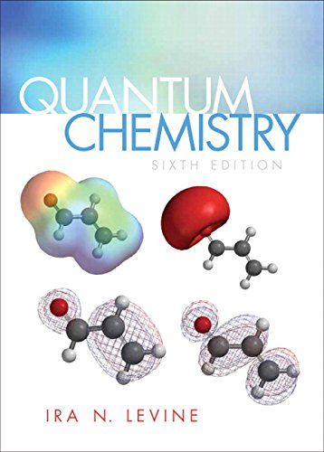 9780136131069: Quantum Chemistry (6th Edition)