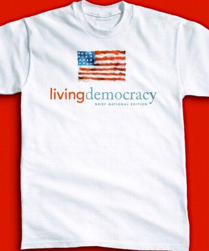 9780136132141: Living Democracy, Brief National Edition