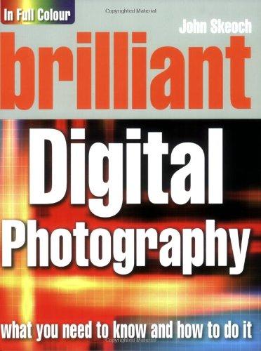 9780136132387: Brilliant Digital Photography