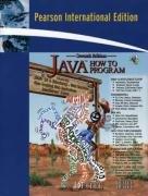 9780136132479: Java How to Program: International Version