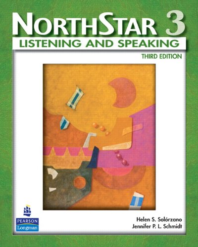 9780136133179: NorthStar, Listening and Speaking 3 with MyNorthStarLab: Student Book Level 3 (Northstar; Level 3)