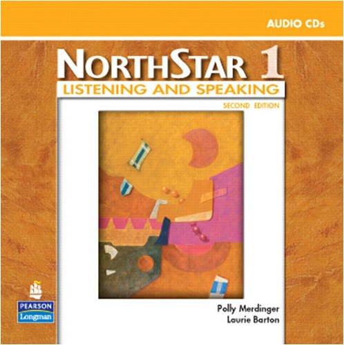 9780136133377: NorthStar, Listening and Speaking 1, Audio CDs (2)