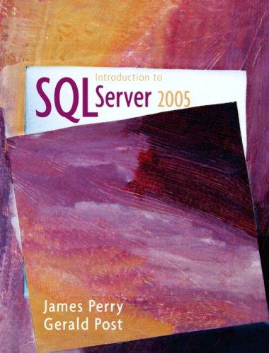 9780136133988: Introduction to SQL Server 2005 & SQL Server 2005 CD Package