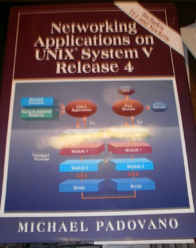 9780136135555: Networking Applications on Unix System V Release 4