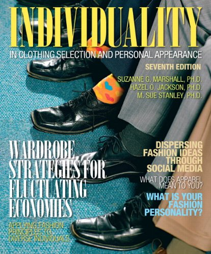 9780136136262: Individuality in Clothing Selection and Personal Appearance (7th Edition) (Fashion Series)