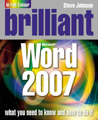 9780136137054: Brilliant Word 2007
