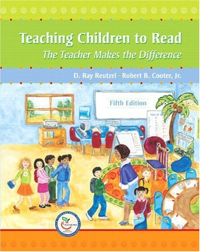 9780136138068: Teaching Children to Read The Teacher Makes the Difference
