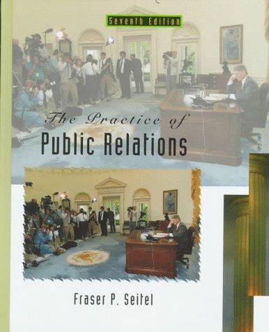 9780136138112: Practice of Public Relations
