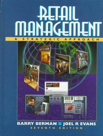 9780136138297: Retail Management: A Strategic Approach