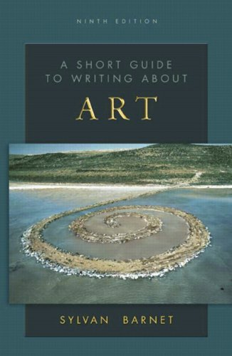 9780136138556: A Short Guide to Writing about Art (The Short Guide Series)