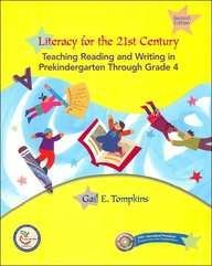 9780136138570: Literacy for the 21st Century, Teaching Reading and Writing in PreKindergarten Through Grade 4/Self Paced Phonics