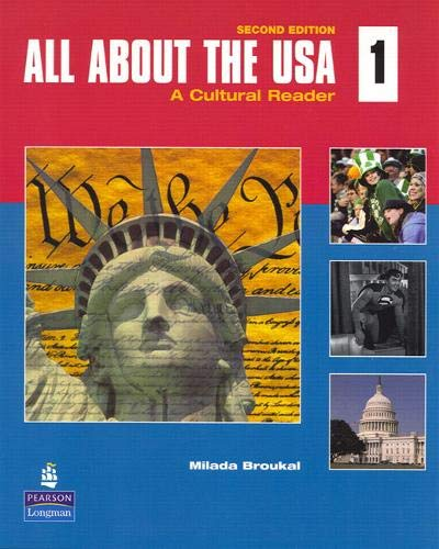 All about the usa 1 a cultural: Milada Broukal