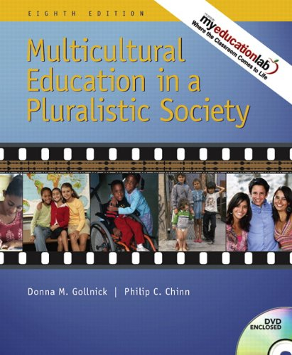 9780136138990: Multicultural Education in a Pluralistic Society (8th Edition)