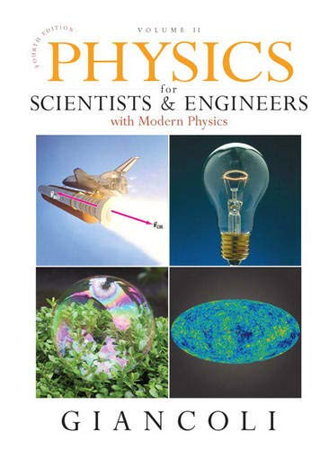 9780136139249: Physics for Scientists & Engineers Vol. 2 (Chs 21-35) with MasteringPhysics: v. 2, Chapters 21-35