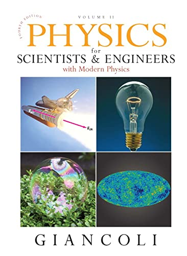 9780136139249: Physics for Scientists & Engineers Vol. 2 (Chs 21-35) with MasteringPhysics (4th Edition)