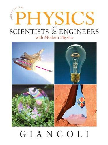 9780136139263: Physics for Scientists and Engineers (Chs 1-37) with MasteringPhysics (4th Edition) (Chapters 1-37)