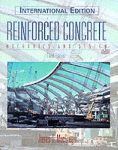9780136139850: Reinforced Concrete: Mechanics and Design