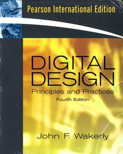 9780136139874: Digital Design. Principles And Practices