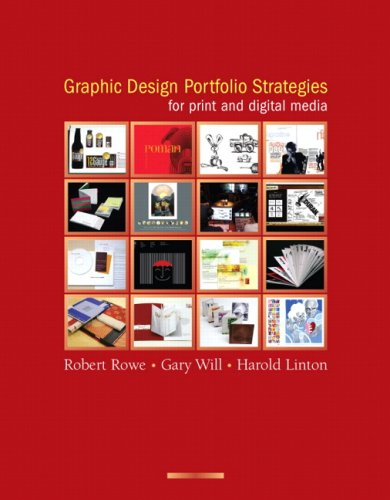 9780136140313: Graphic Design Portfolio Strategies for Print and Digital Media