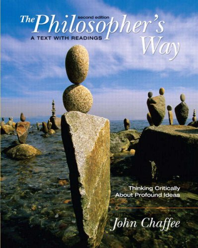 9780136141389: The Philosopher's Way: A Text with Readings