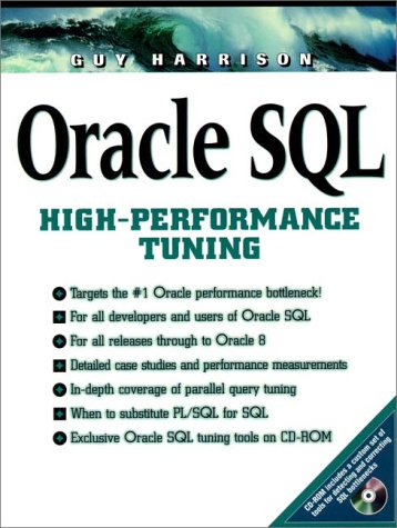 9780136142317: Oracle SQL High-Performance Tuning with CDROM