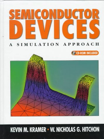 9780136143307: Semiconductor Devices: A Simulation Approach (Bk/CD)