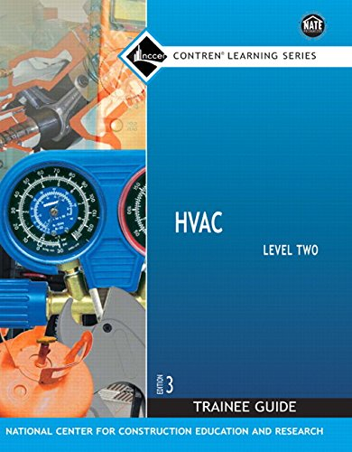 HVAC Level 2 Trainee Guide, Paperback (3rd: NCCER
