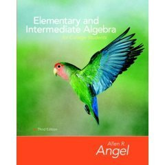 9780136144458: Elementary and Intermediate Algebra for College Students - Annotated Instructors Edition