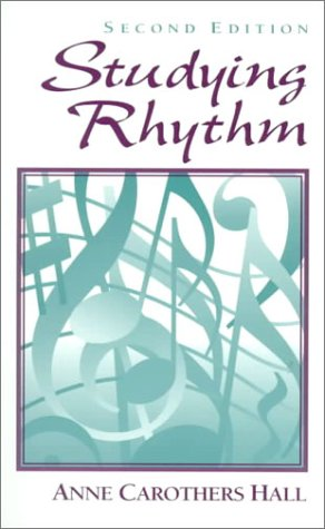 9780136145202: Studying Rhythm (2nd Edition)