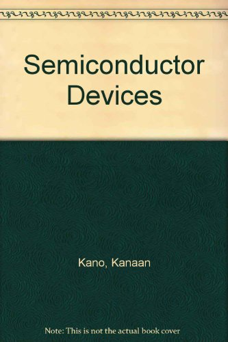 9780136146032: Semiconductor Devices: International Edition