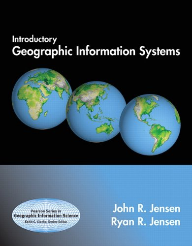 9780136147763: Introductory Geographic Information Systems (Pearson Series in Geographic Information Science)