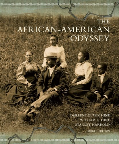9780136150121: The African-American Odyssey: Combined Volume