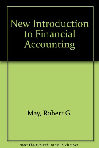 9780136150473: A New Introduction to Financial Accounting