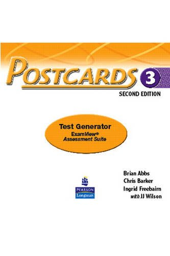 9780136151357: POSTCARDS STUDENT BOOK LEVEL 3