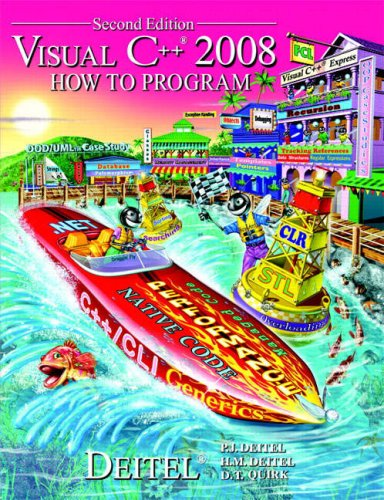 9780136151579: Visual C++ 2008 How to Program: United States Edition
