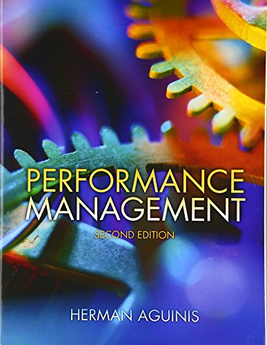 9780136151753: Performance Management (2nd Edition)