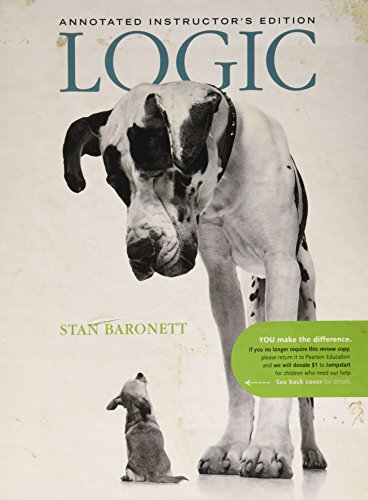 9780136152491: Logic: Annotated Instructor's Edition