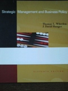 9780136153344: Exam Copy for Strategic Management and Business Policy
