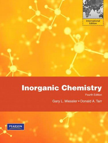 9780136153832: Inorganic Chemistry